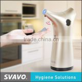CE&RoHS New arrival commercial liquid auto touchless infrared sensor soap dispenser 220ml V-476