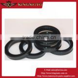 Black sic back-up ring with high purity from China factory directly