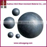 Hot sales low price Cast Iron alloy grinding steel ball for cement ball mill                                                                                                         Supplier's Choice
