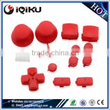 Factory Price Excellent Product Assorted Colors Custom Replacement Button Set for PS3 Controller