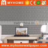 China good design 3d designer pvc royal wallpaper designs