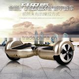 FACTORY PRICE! 6.5 Inch 2 Wheel Self-balancing Scooter Electric Drifting Board Personal Transporter with LED Light
