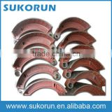 OEM Bus Brake Shoe for King Long Yutong Higer Benz