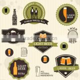 Adhesive Sticker,Adhensive Sticker Type and Bottled Beverage Usage private label beer stickers