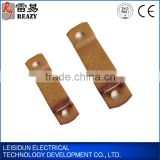 New copper Strap Belt Fixing clips Lightning Protector Testing Product of Guangzhou manufacturer