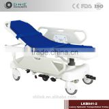 Hospital LKB041-2 Hydraulic Transportation Stretcher Trolley
