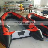 Perfect finished South Korea PVC Inflatable Boat 3.6m