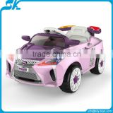 !2013 Newest Lexus kids radio control ride on car baby ride on car 12v battery powered ride on cars