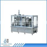 Automatic Juice Coffee Glass Bottle/ Tin Can / Aluminium Can Filling and Seaming Machine
