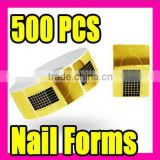 Nail Form Dispenser nail art form nail form