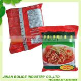 Best selling product-85g per bag chicken flavor powder soup instant noodle for vegetarian
