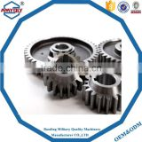 Tractor Cast iron lubricating gear oil pump for diesel engine original supplier