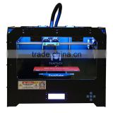 Best Seller Dual Extruder 3d Printer Price Cheap 3d Metal Printer For Sale FDM 3D Printing Machine