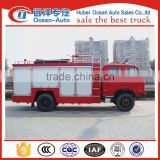 Dongfeng 4X2 5000Liters remote control fire truck