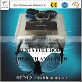 877 Items or goods body checking machine analysis 9d nls body composition health analyzer machine factory price