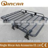 Half Frame Car Roof Rack Cargo Carrier Gutter Mount