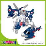 Best sale cartoon deformation model toy set mini robot arm