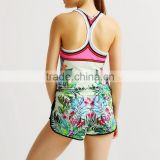 Newest Women Sports Clothes Set Custom Fitness Wear