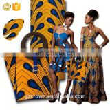 2017 New model fashion bags ladies handbags Ankara Wax with bag african wax prints fabricH170120001