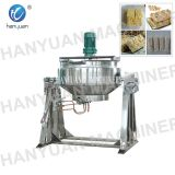 factory multifunction gas sugar boiling pot
