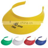 Cheap customized sun visor cap