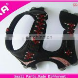 Hot sell pu uppers for sandal