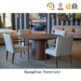 Wholesale Restaurant Furniture Coffee Shop Wooden Dining Room Table and Chairs Set