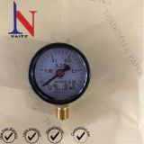 40mm Industrial Packing Steel Case C Type Tube Pressure Gauge