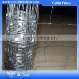 SUOBO hot sale horse fence/ cheap horse fence panels/ metal horse fence