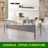 Hot saling modern melamine finished office desk office furniture/office desk set LD-33