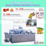 Automatic Foods(The tray) Cartoning Machine which is suitable for cartoning the pharmaceutical products,poker, electronic
