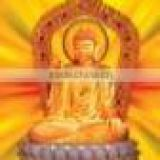 religion 3d Lenticular picture of buddhism