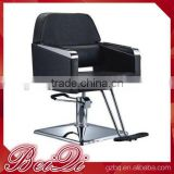 Synthetic leather man barber chair hydraulic oil hair cut chair, wholesale beauty salon furniture in Guangzhou