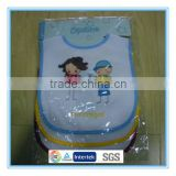 2014 easy washable cheap baby bibs with velcro OEM/ODM wholesale