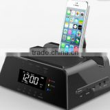 Super Sound manual for mini digital speaker for universal mobile phone usb docking station