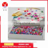 Wide Variety of Colorflul Dressmaker Pins for Mini Sewing Kit