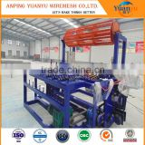 Fast Speed ISO9001 Factory Automatic Wire Mesh Field Fence Making Machine/Grassland Fence machine