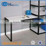 Warehouse bolt-free angle iron shelf and storage
