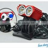 Waterproof Cree XML U2 LED CREE XM-L T6 Bike Light Lamp + Battery Pack + Charger, 4 Switch Modes