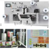 roll to roll label hot stamping machine, roll to roll hot stamping machine