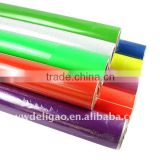 Rolls Packing Colored PVC Sticker Composite Material Various Colors