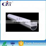 Gicl-T8-07 2015 led fluorescent lamp T8 half aluminum half plastic LED daylight tube shell