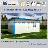 eco friendly fast building luxury modular house economical home/one bedroom family home layout                                                                                                         Supplier's Choice