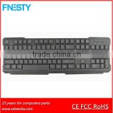 New arrival Multimedia wired usb keyboard,new design high quality wired USB keyboard,laptop keyboard,laser keyboard