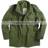 US army ALPHA style M65 Field Jacket from 3522 factory of PLA
