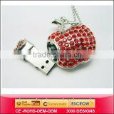 china jewelry flash stick u disk for purchase department, purchase manager, purchase jewelry u disk from china seller