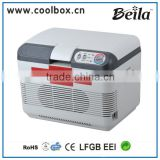 Beila 15L Mini Fridge for camping blood transport cooler box