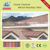 JH-05 ROMAN TILES Stone coated step roof tiles
