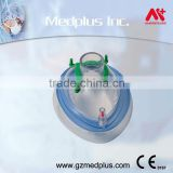 Medplus factory direct sale Anesthesia PVC medical face mask