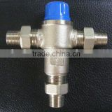 "china supplier brass 3/4"" mixing proportional valve for solar system(diverting valve)"